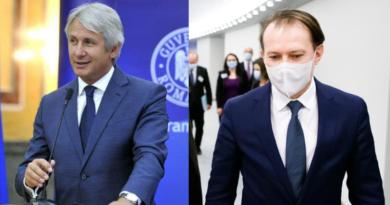 """Eugen Teodorovici l-a invins în instanță pe Florin Câțu: """"Un premier infractor, dator în SUA, amanetează viitorul poporului român"""""""