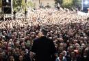 Viktor Orban, mesaj în fața a zeci de mii de maghiari: Familia, naţiunea şi o Ungarie puternică şi independentă.